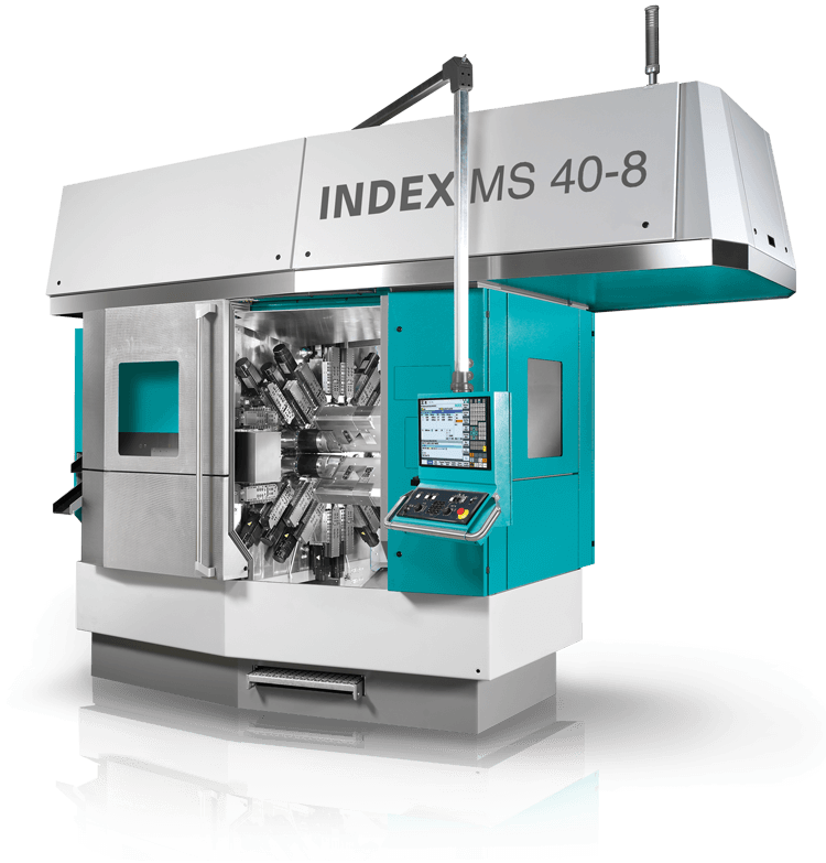 INDEX MS40-8 multi-spindle machine
